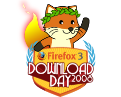 Firefox Badge