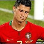 Cristiano's Portugal Out of Euro 2008