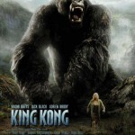 Watching King Kong on TV