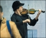 Joshua Bell - Performance at the Metro