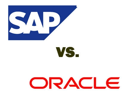 SAP Versus Oracle