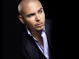 Pitbull, the American rapper