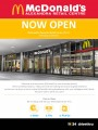 Alexandra Retail Center Opens a McDonald's Restaurant