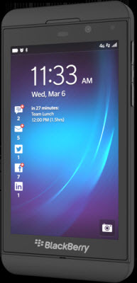 blackberry z10 Considering an Upgrade of Blackberry Phone to Z10
