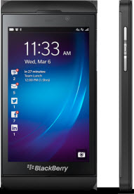 bb z10 BlackBerry Z10
