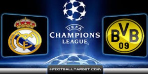 Real Madrid in Champion League