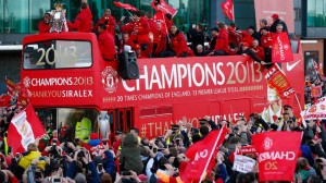 Manchester United 2013 Champions