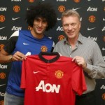 Marouane Fellaini – Manchester United New Signing by Moyes