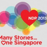Happy National Day 2013, Singapore!