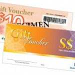 Grocery Vouchers by SAFRA in September-October 2013