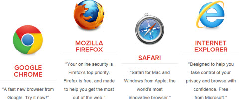 Web Browsers for HubSpot