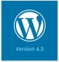 WordPress Upgraded to Version 4.3